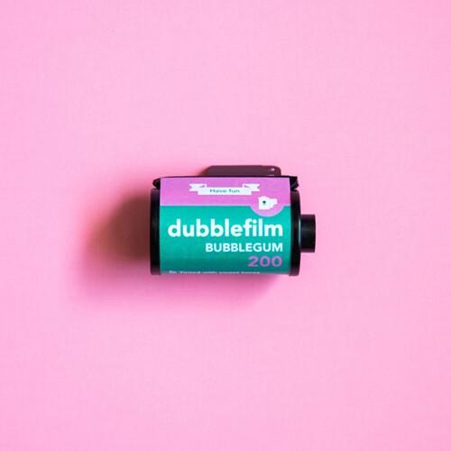 Dubble Film - Bubblegum 35mm 36 Exposures