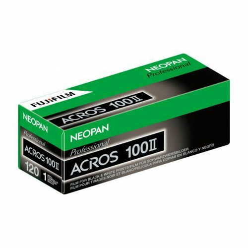 Fuji Acros II 100 120