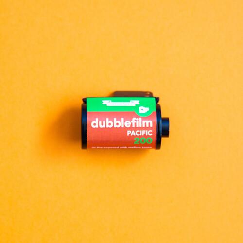 Dubble Film - Pacific 35mm 36 Exposures