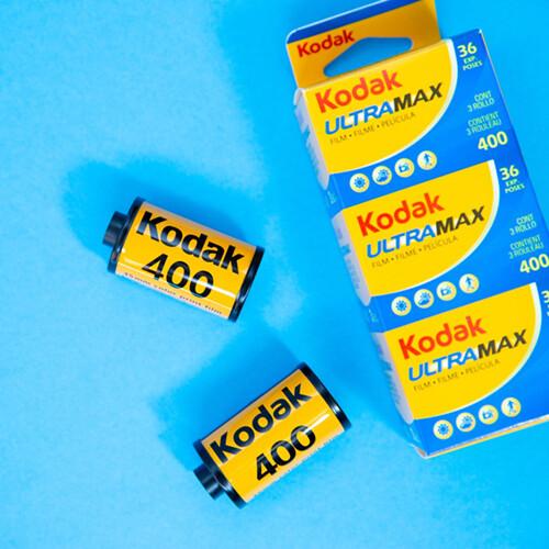 Kodak UltraMax 400 35mm 36 Exposures