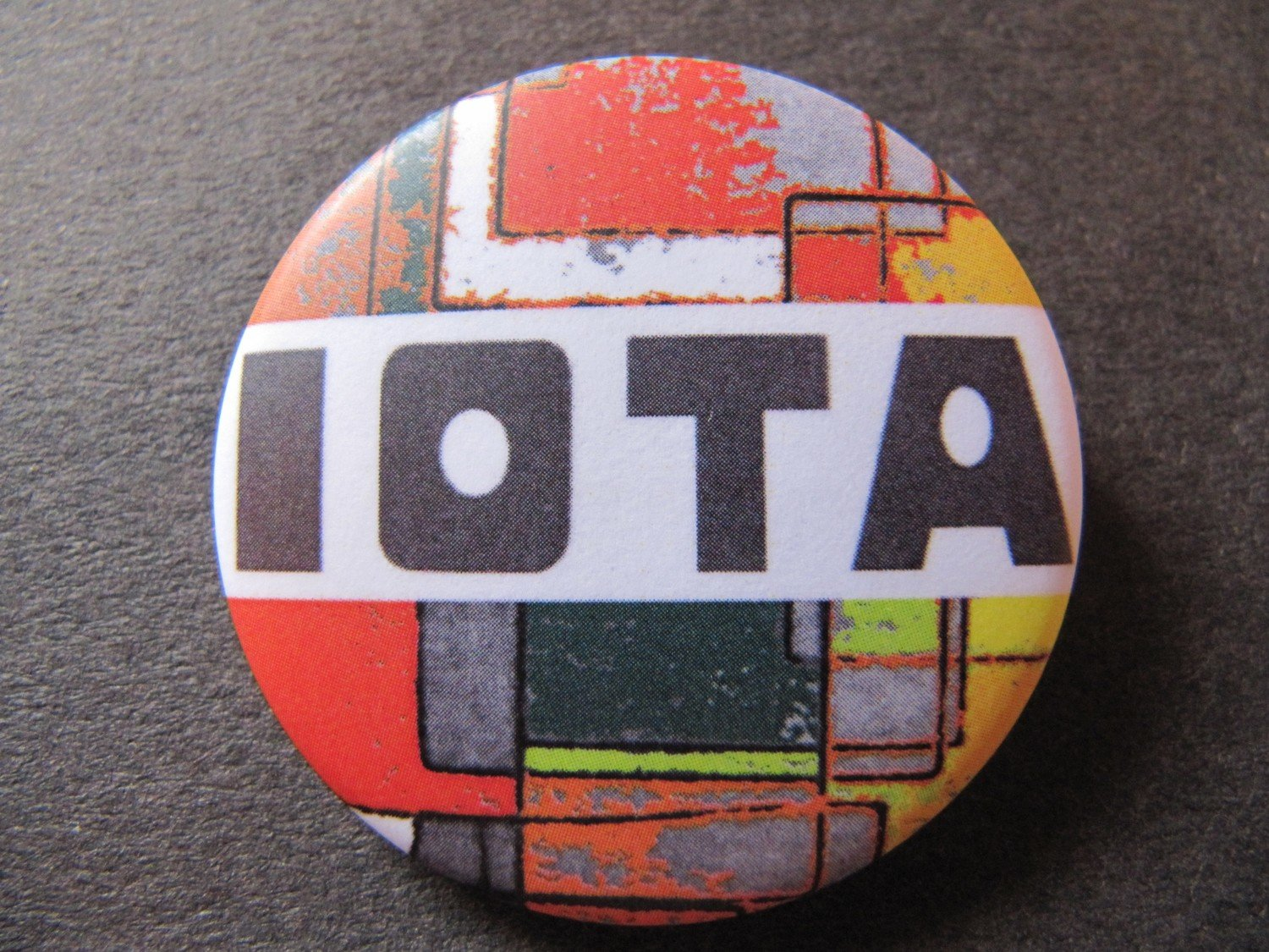 IOTA BADGE