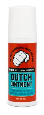 Extra Strength Outch Ointment Roll-On/ MSRP
