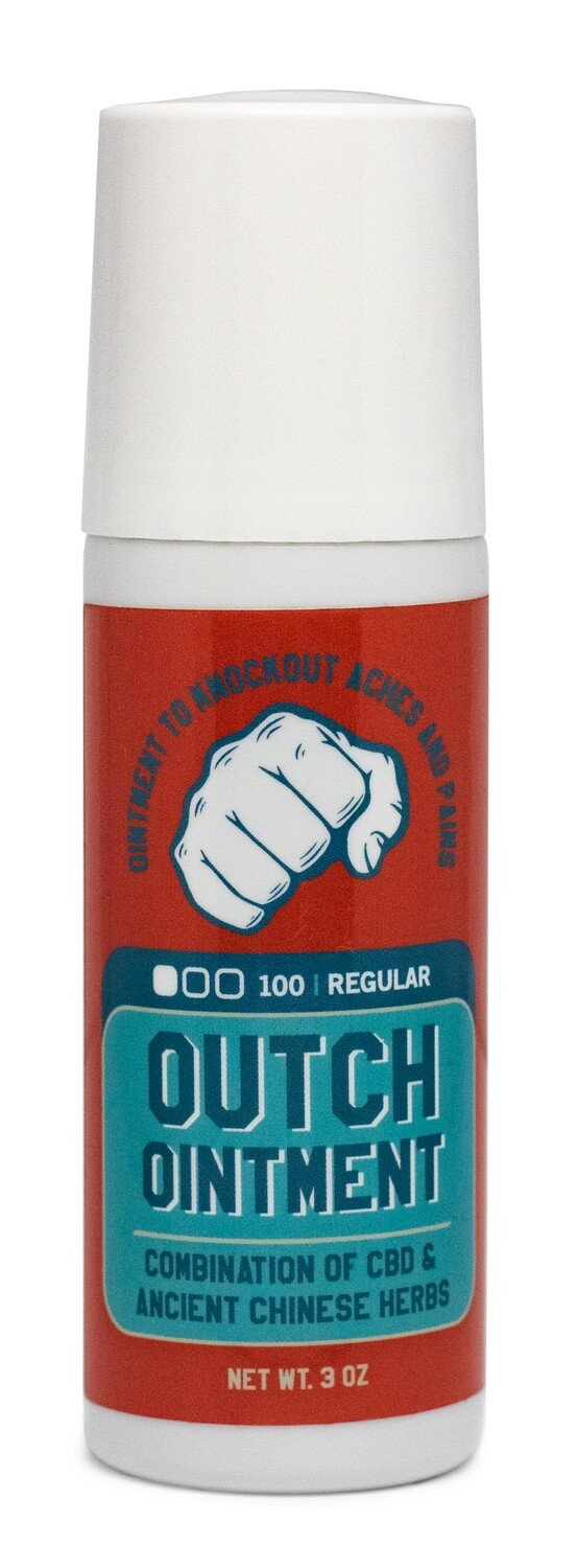 Regular Strength Outch Roll-On/MSRP