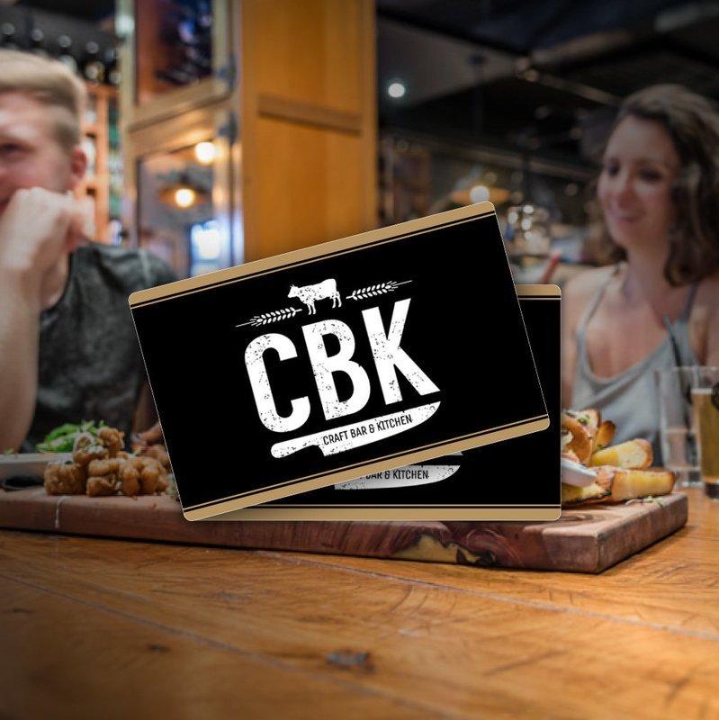 CBK $50 Gift Card