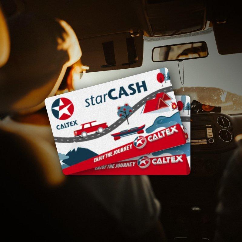 Caltex $100 Gift Card