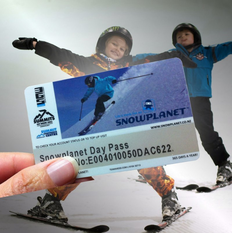Snow Planet $70 Full Day Pass