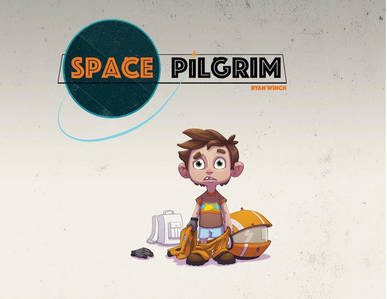 SPACE PILGRIM BOOK 1: Departure