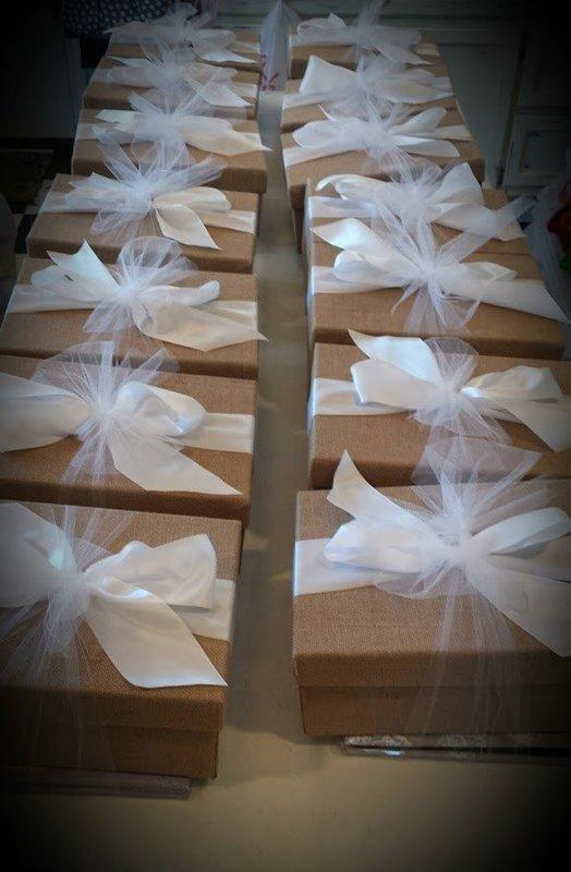 Kaitlyn's Keepsake Memory Boxes