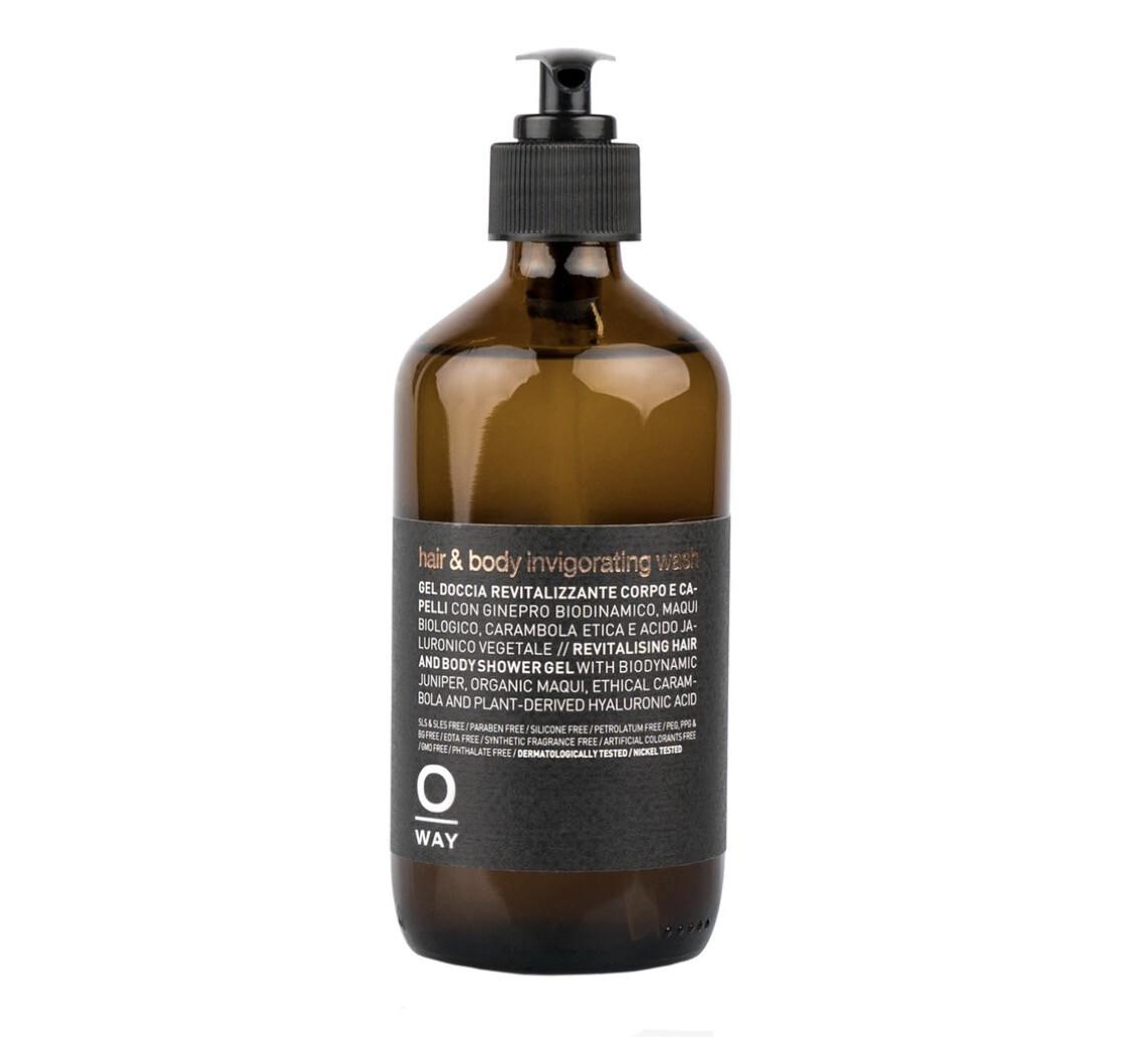 OW MEN Hair & Body Invigorating wash