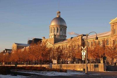Vieux-Montréal à pied