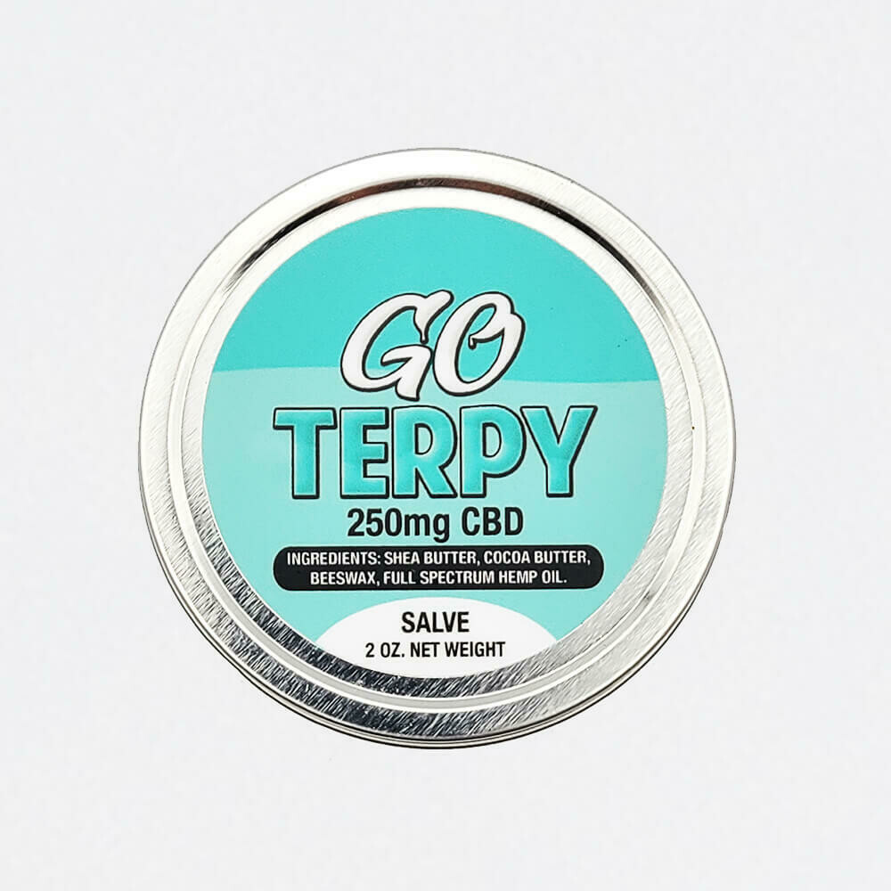 CBD Salve 250mg Full Spectrum