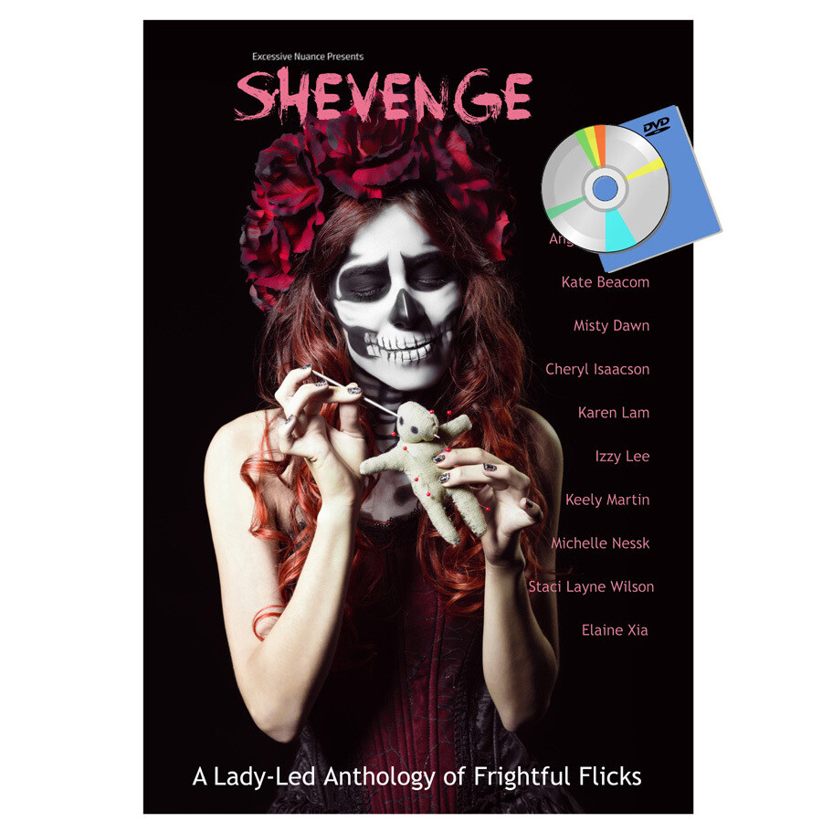 Shevenge: A Lady-Led Anthology of Frightful Flicks / DVD