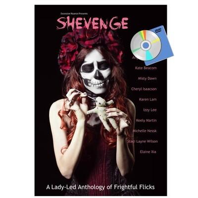 Shevenge: A Lady-Led Anthology of Frightful Flicks / DVD