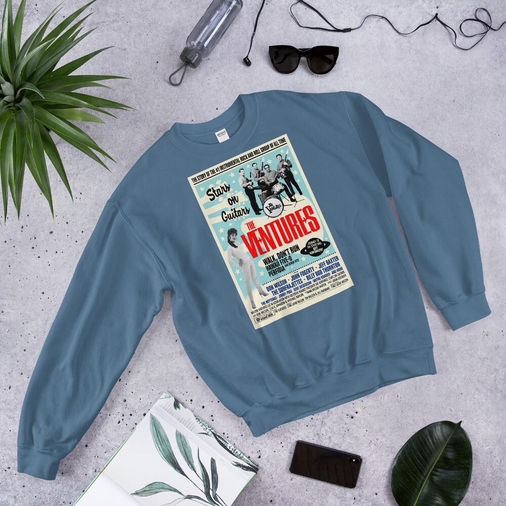 Stars on Guitars - Unisex Sweatshirt
