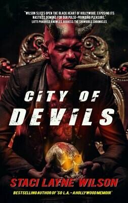City of Devils - Paperback