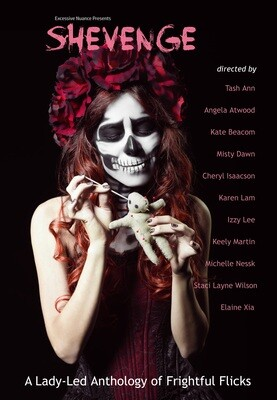 Shevenge: A Lady-Led Anthology of Frightful Flicks - DVD