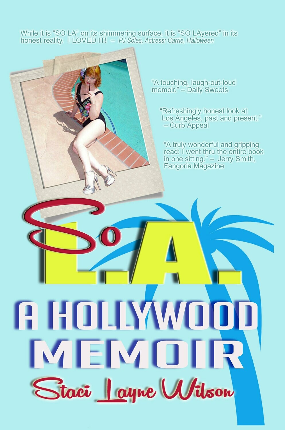 So L.A. - A Hollywood Memoir - Paperback