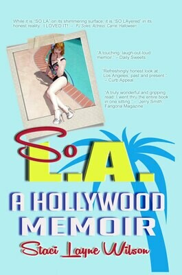 So L.A. - A Hollywood Memoir - Paperback
