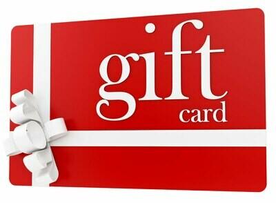 Gift Card: Rock N Roll Things Online Store