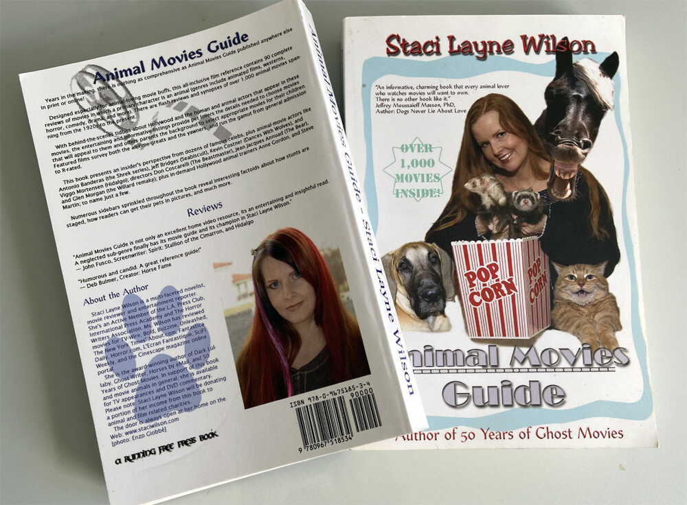 Animal Movies Guide - Paperback (out of print)