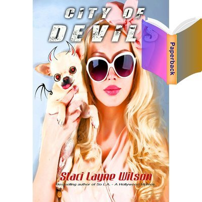 City of Devils / Signed Paperback