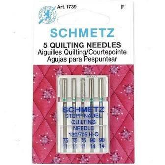 Schmetz Quilting Needles - Assorted VL4URSSH