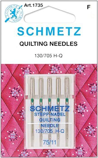 Schmetz Quilting Needles - 75/11 C1QTPCF4