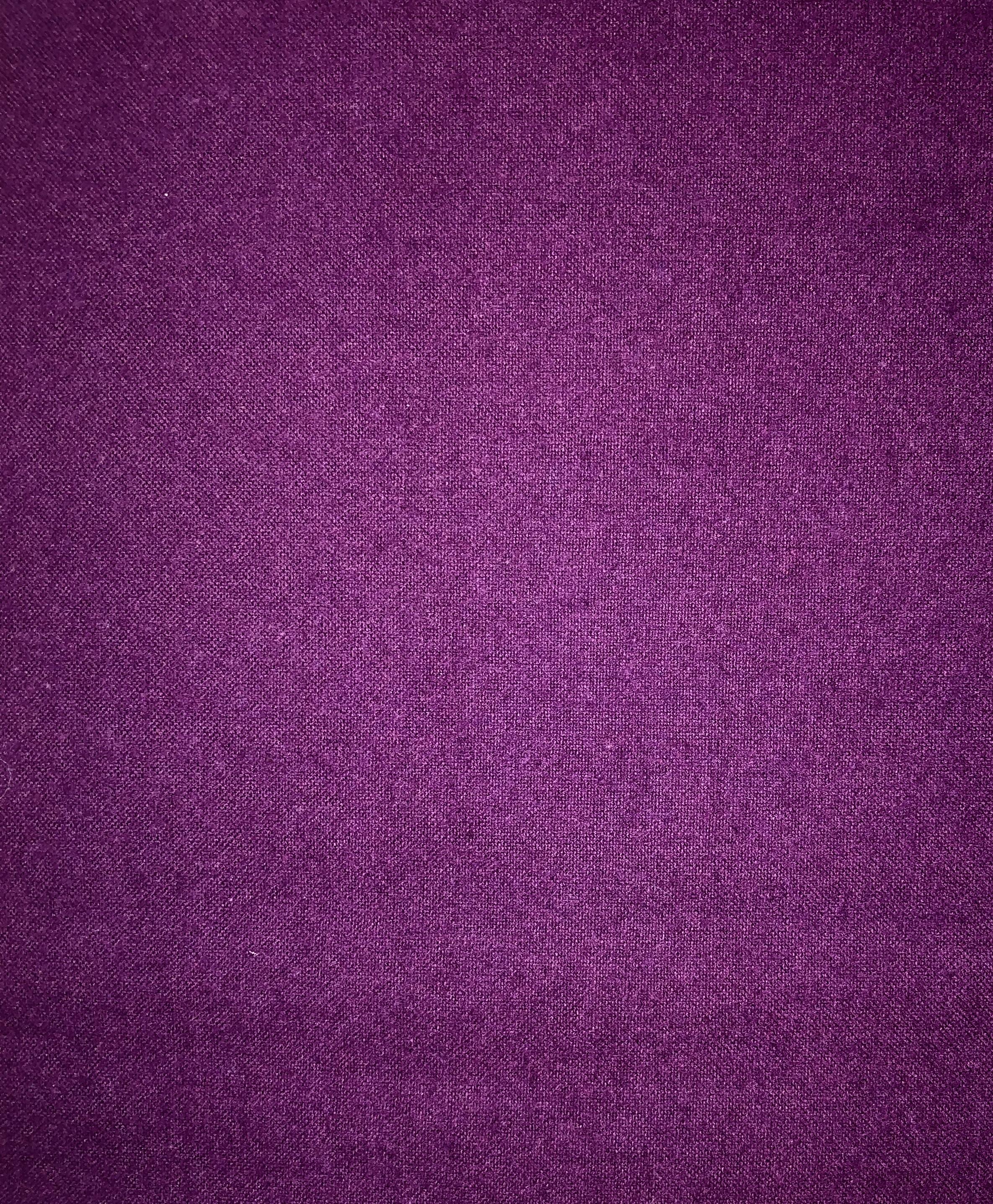 Yarn Dyed Flannel - Magenta Solid - 1/2m cut 55172