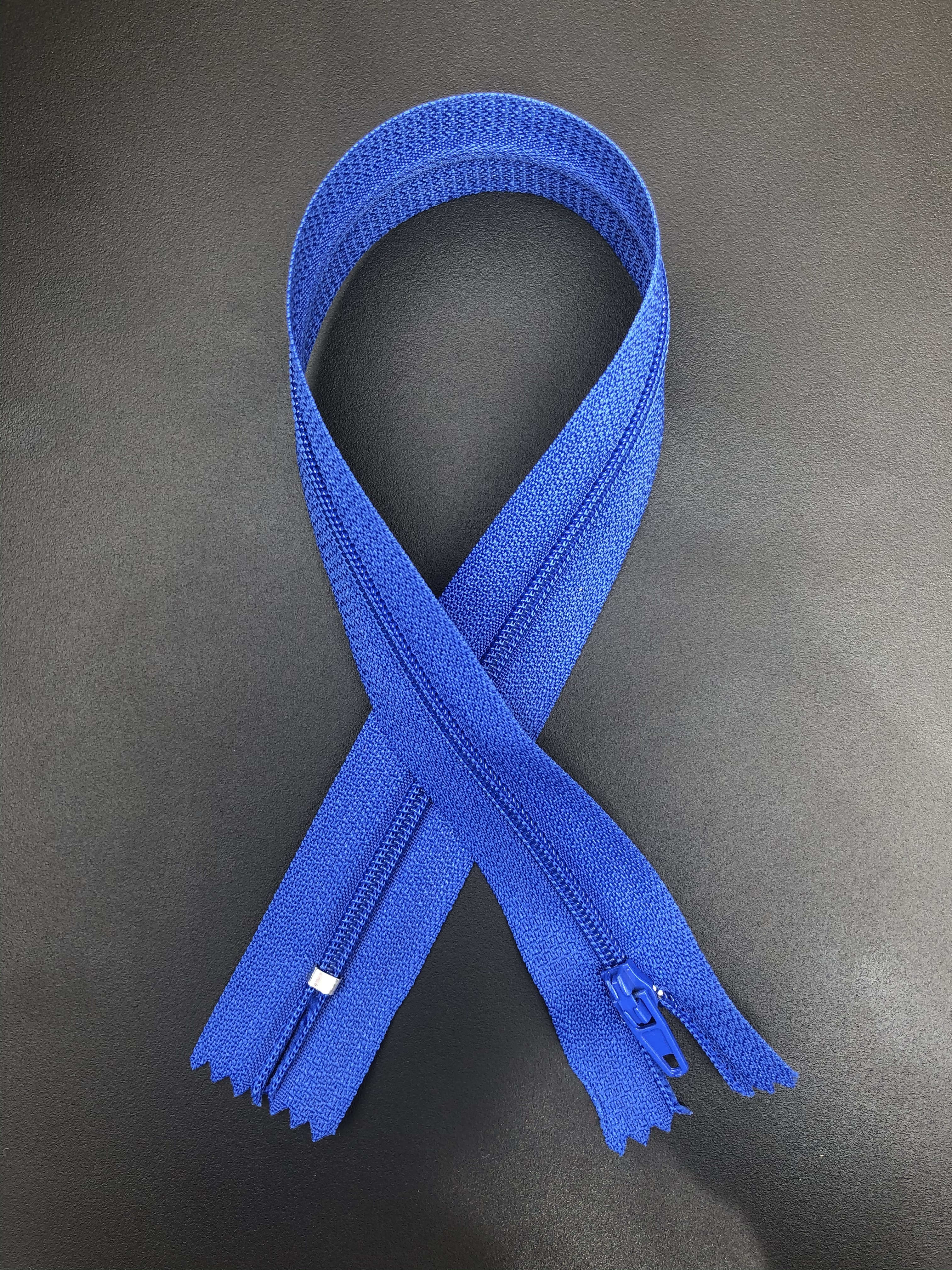 "14"" Zipper - Royal Blue 55288"
