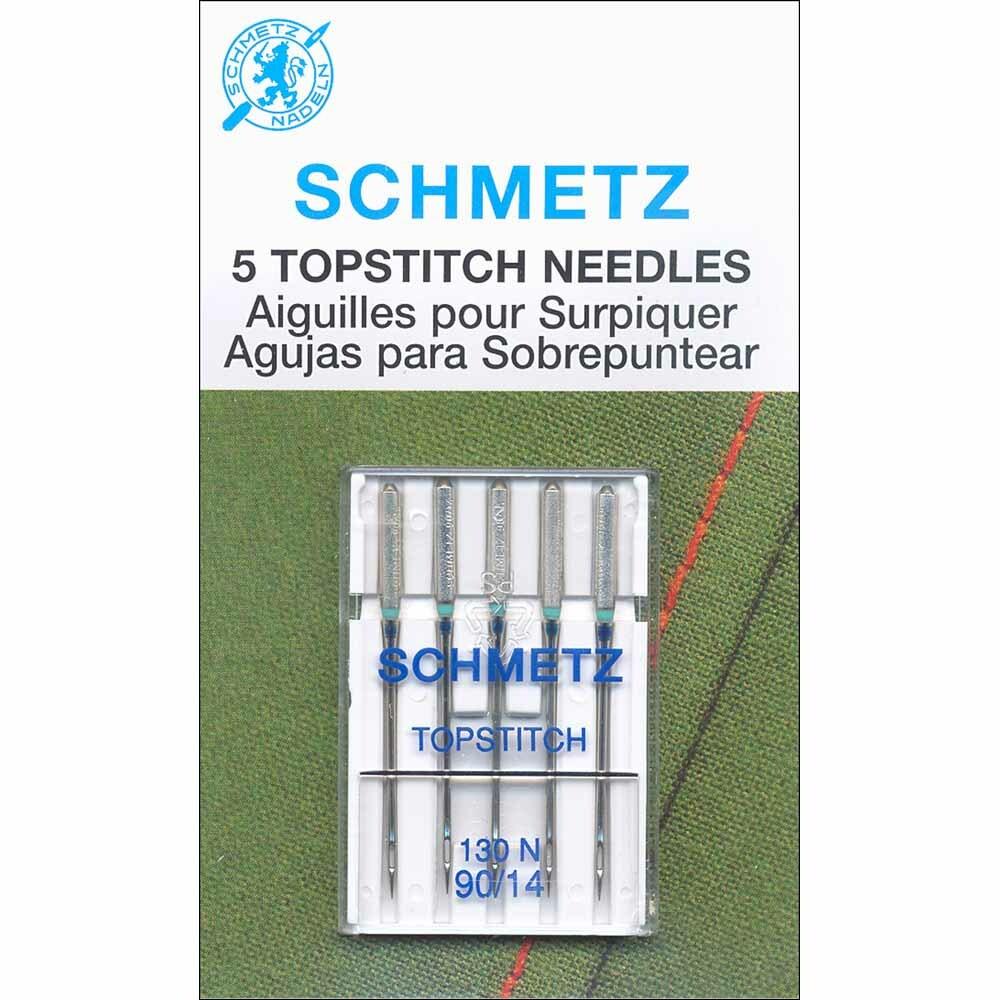 Schmetz Topstitch Needles - 90/14 55525