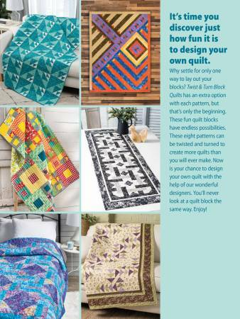 Twist and Turn Quilts