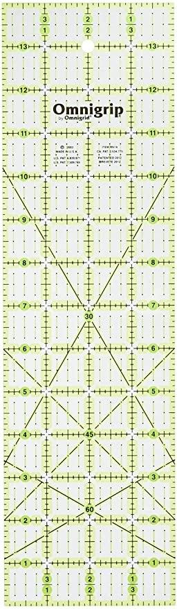"""4"""" x 14"""" ruler 55595"""