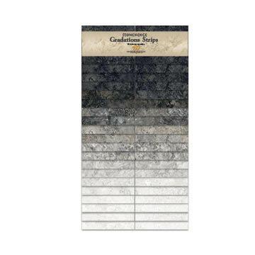 Graphite Stonehenge Jelly Roll 55718