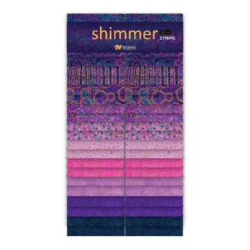 Midnight Sky Shimmer Radiance Jelly Roll 55717