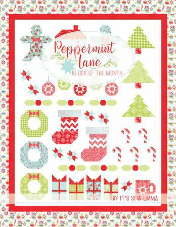 Peppermint Lane Book 55773