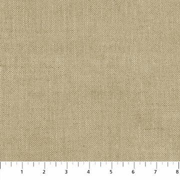 Vintage Christmas - Beige Linen Texture - 1/2m cut 55786