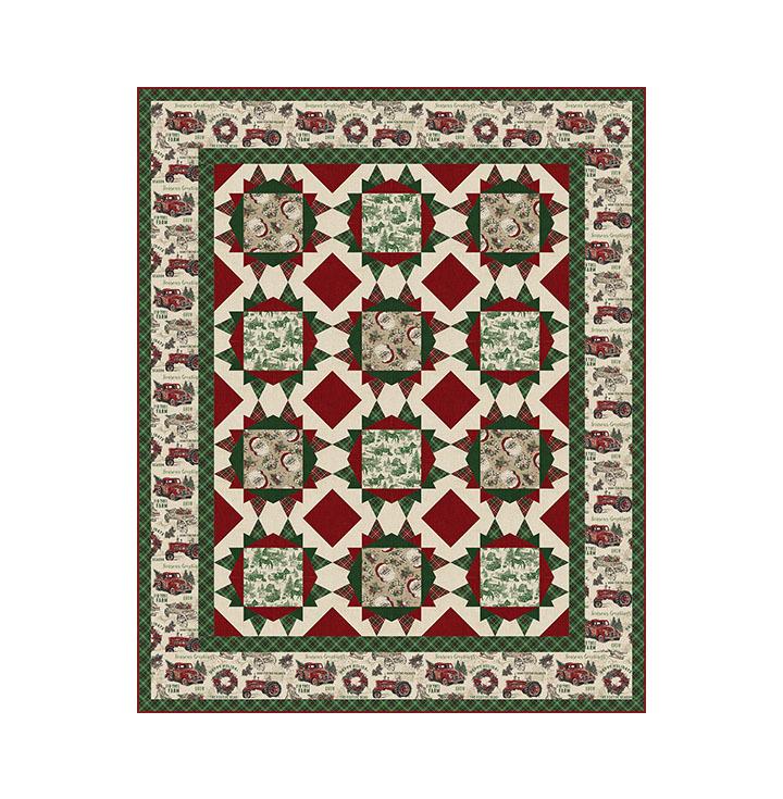 Vintage Christmas - Pattern 55790