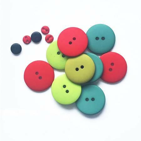 Snowman Buttons 55883