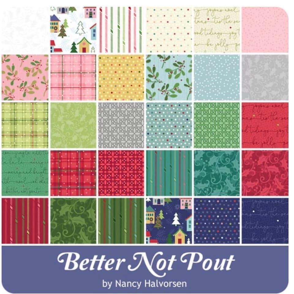 Better Not Pout Charm Pack 55881