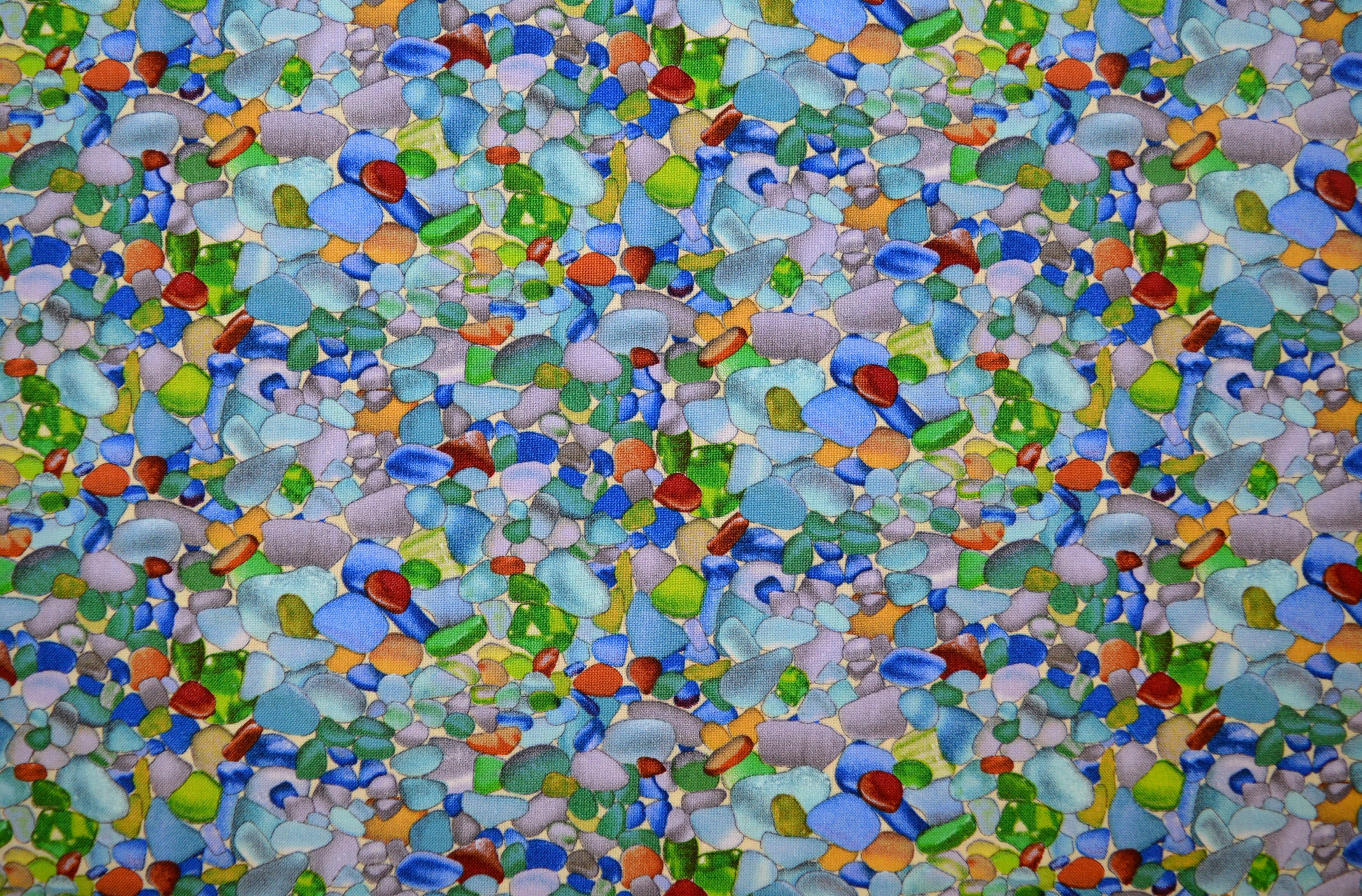 Sea Glass - 1/2m cut 57258