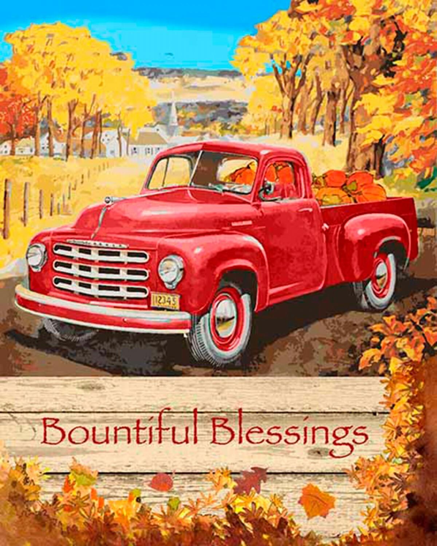 Bountiful Blessings Panel 55918
