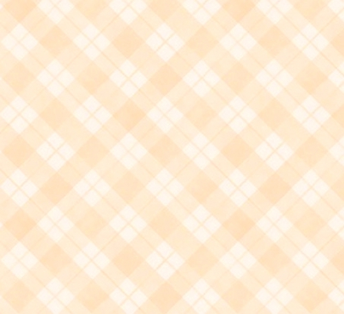 Cream Plaid - Cuppa Cocoa by Wilmington Fabrics - 1/2m cut 55957