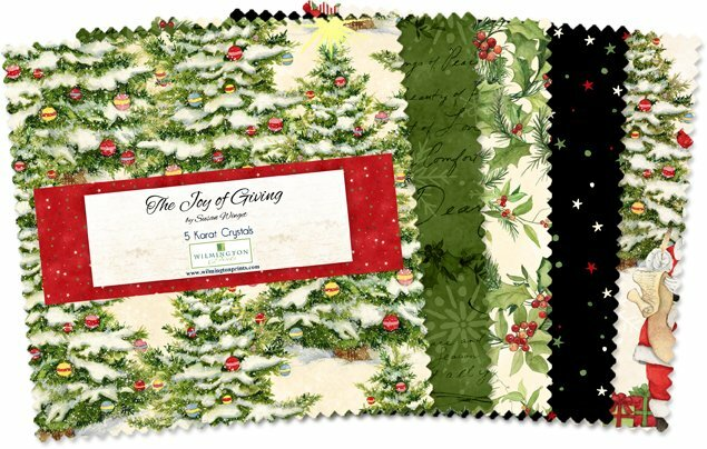 The Joy of Giving Charm Pack 55962