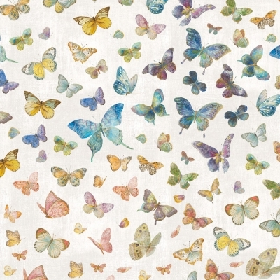 Butterfly Haven by Wilmington Fabrics - 1/2m cut 55977