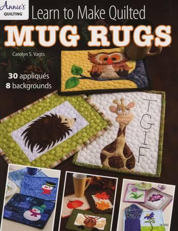 Mug Rugs Book 56032
