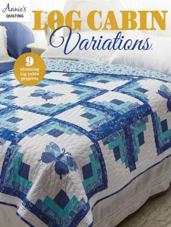 Log Cabin Variations Book 56035