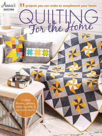 Quilting for the Home Book 56037