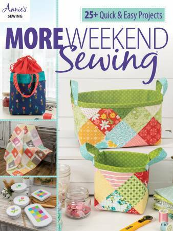 More Weekend Sewing Book 56033