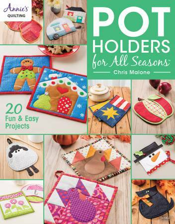 Pot Holders for All Seasons Book 56038