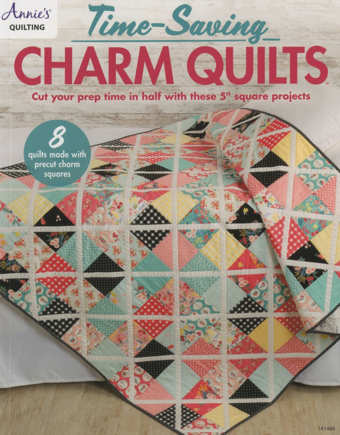 Time Saving Charm Quilts Book 56092